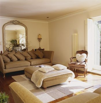 Brighten a room without changing the wall color for Small room no windows