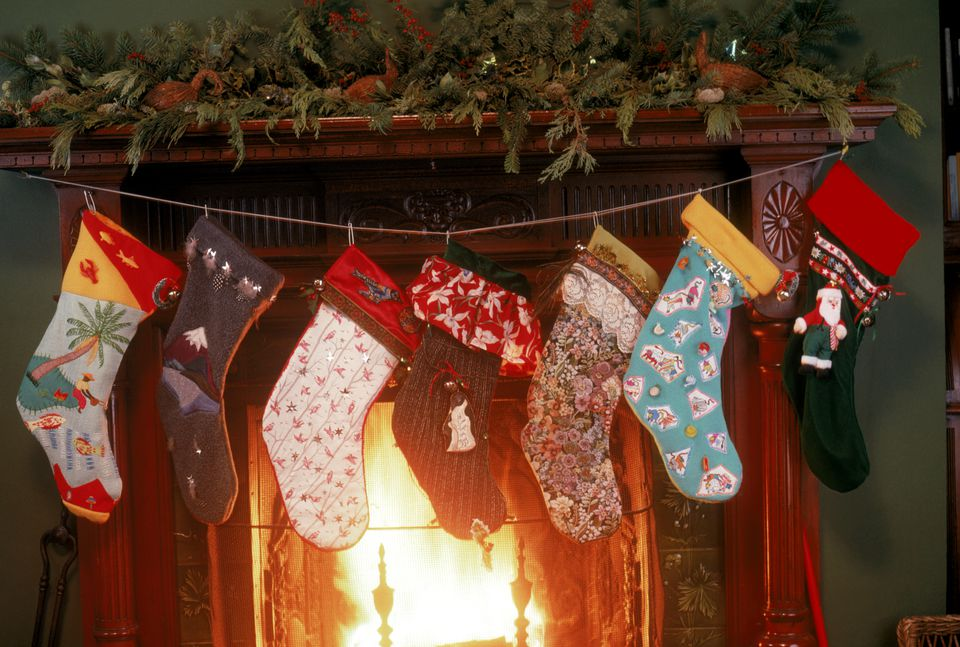 How to clean Christmas Stockings