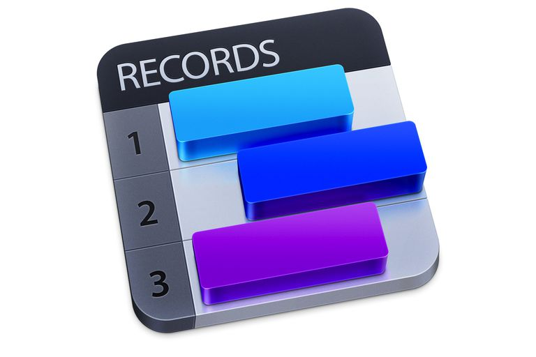 Records for Mac application icon