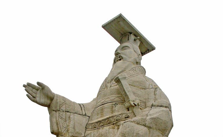 Qin shi huang biography of chinas first emperor qin shi huang first emperor of china sciox Image collections