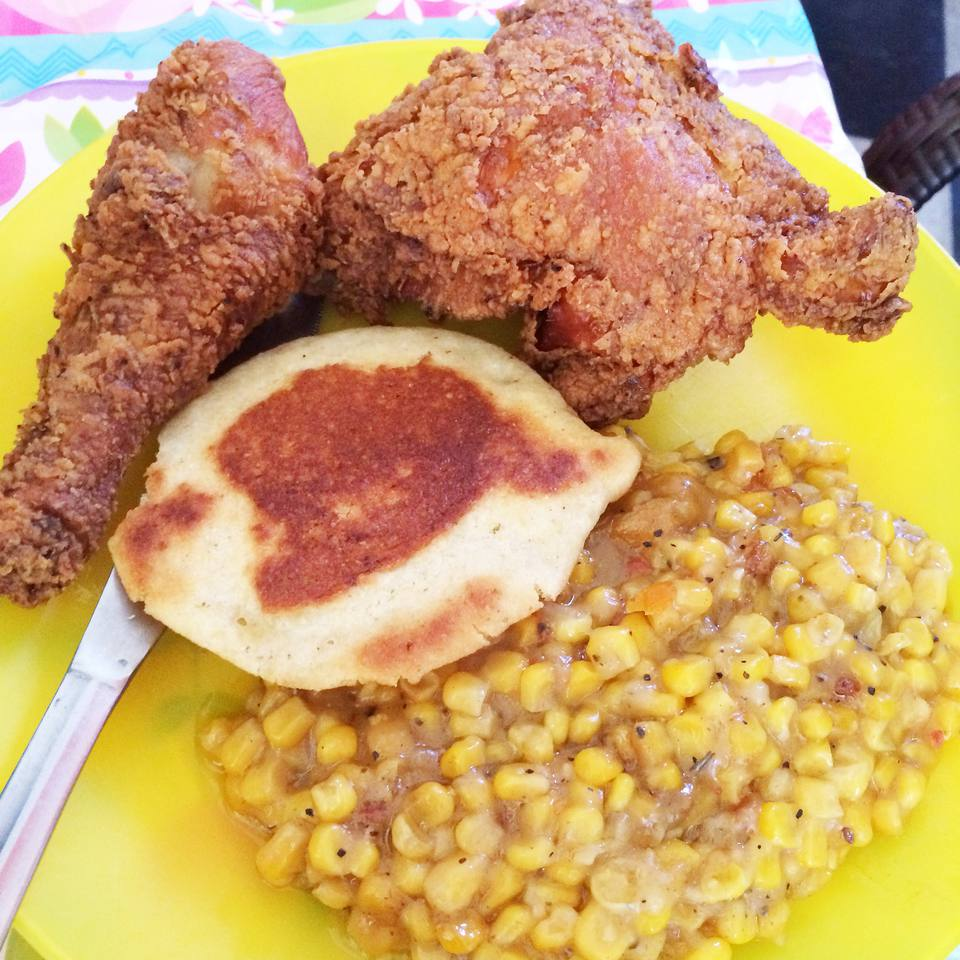 Southern Food In Memphis Fried Chicken