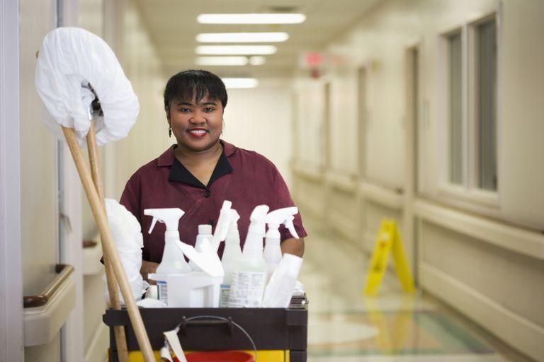 environmental services nursing home