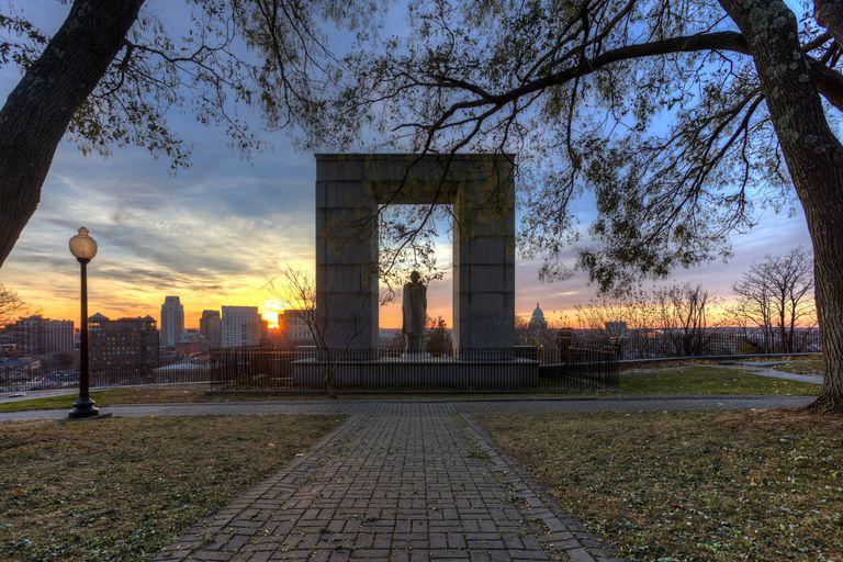 Providence (RI) sunset