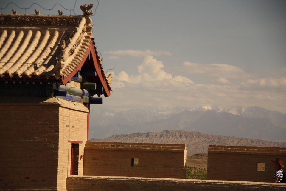 Jiayuguan Great Wall