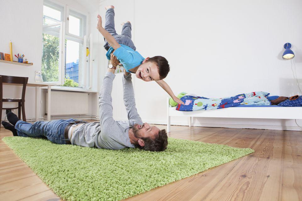 Flooring for Kids Rooms 160922664