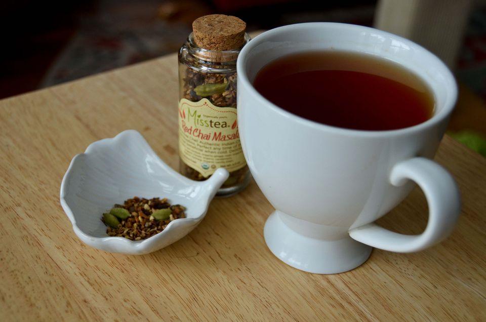 Miss Tea's Roobois Masala Chai