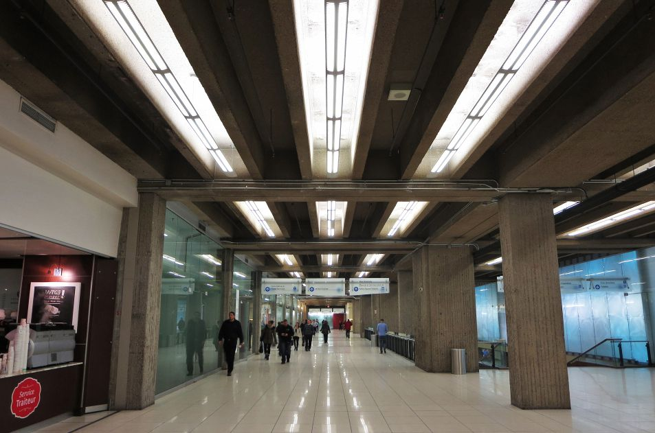 Place bonaventure montreal underground city for Shared office space montreal