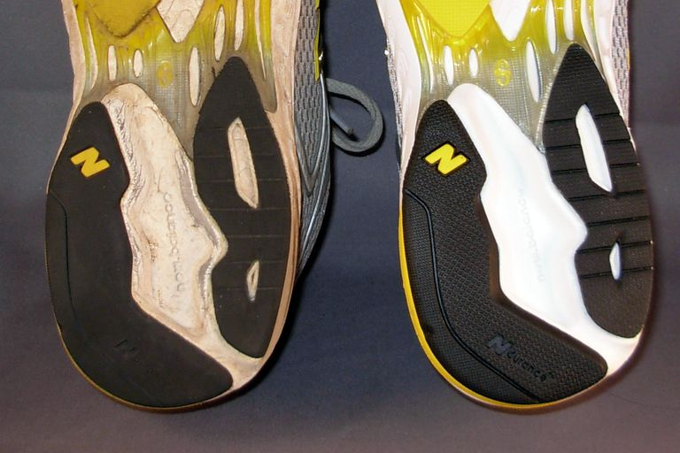 What Shoe Wear Patterns Mean About Your Gait