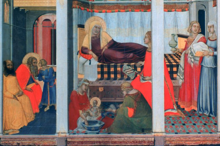 Birth of the Virgin (Siena)