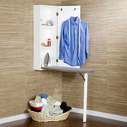 Bryant Wall Mount Ironing Station
