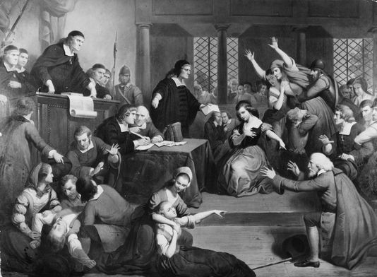 salem witch trials historical investigation A primary source investigation of the salem witch trials uncovering american history this detailed volume tells the dark story of the salem witchcraft trials with.