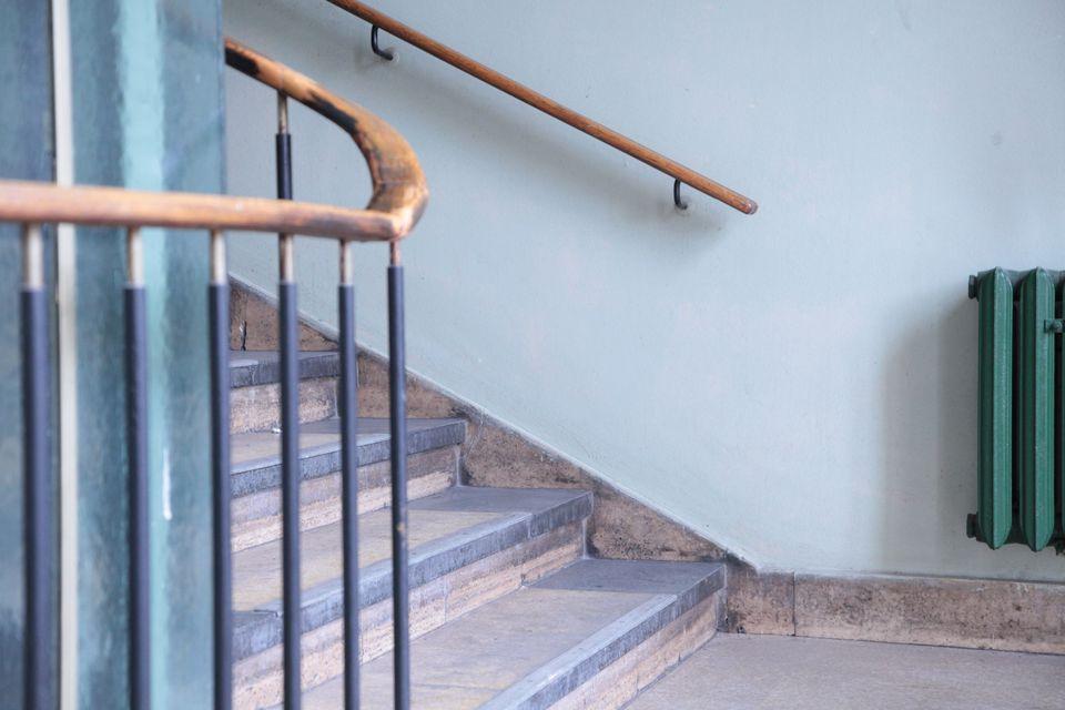 bathroom safety handrails