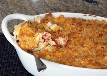 Heavenly Doesn T Begin To Describe This Lobster Macaroni And Cheese Recipe