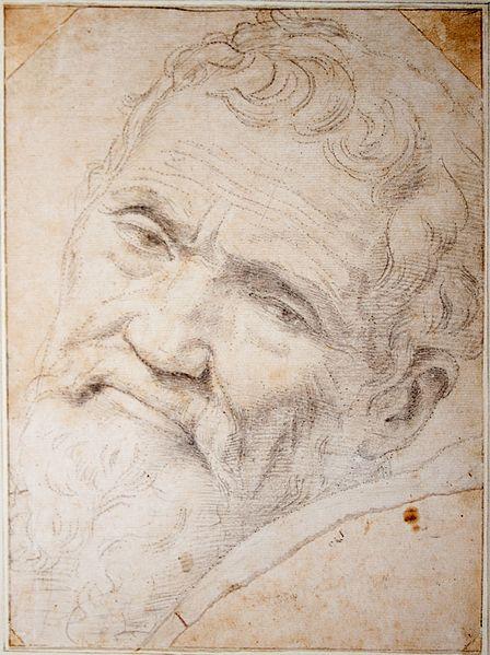 Retrato Miguel Angel