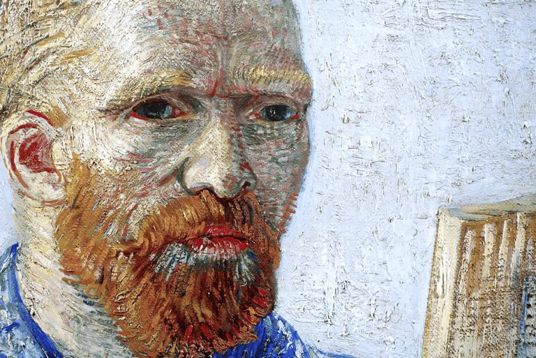 Vincent van Gogh Self-Portrait