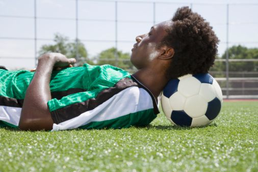 Sleep deprivation reduces sports performance