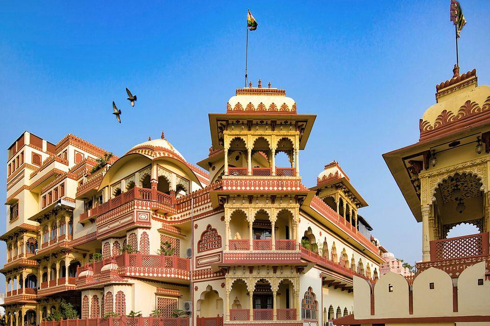 Umaid Bhawan Heritage Hotel, Jaipur