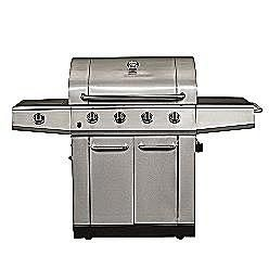 Kenmore 4-Burner Gas Grill with Steamer Model# 464224411