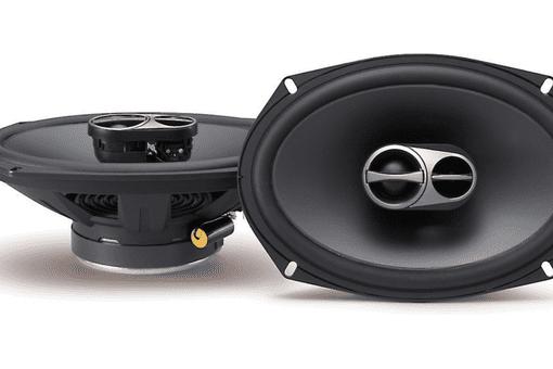 "Alpine SPS-619 6x9"" Coaxial 3-Way Type-S Speaker Set"