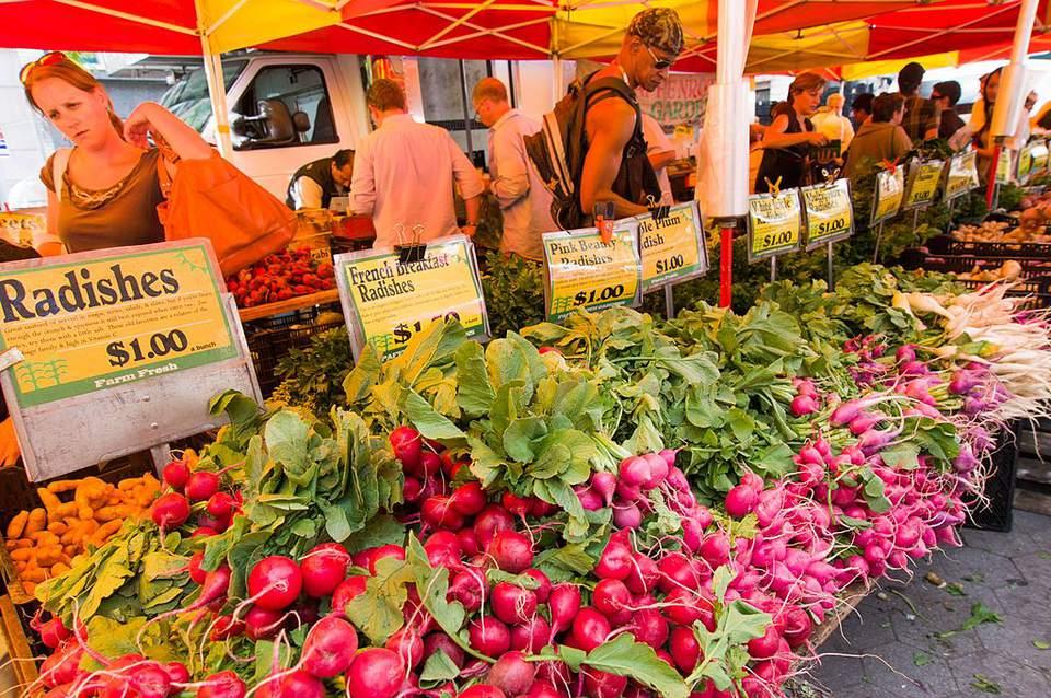 Farmers Market NYC