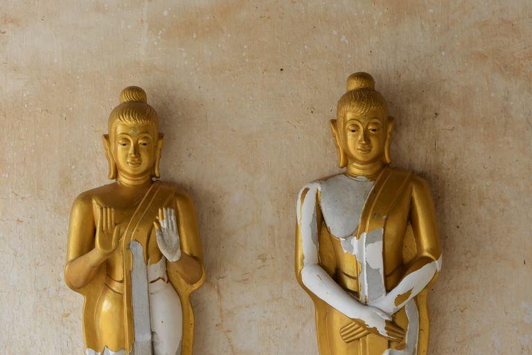 Two Buddhas