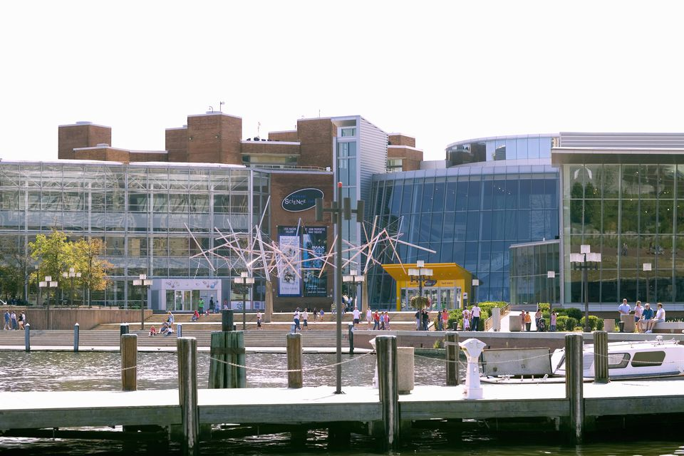 Port Discovery, Inner Harbor, Baltimore, Maryland, USA