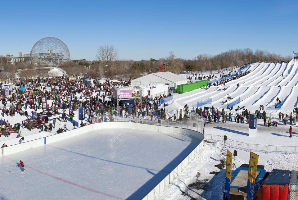 Fête des Neiges 2017 Montreal snow festival dates, details and highlights.