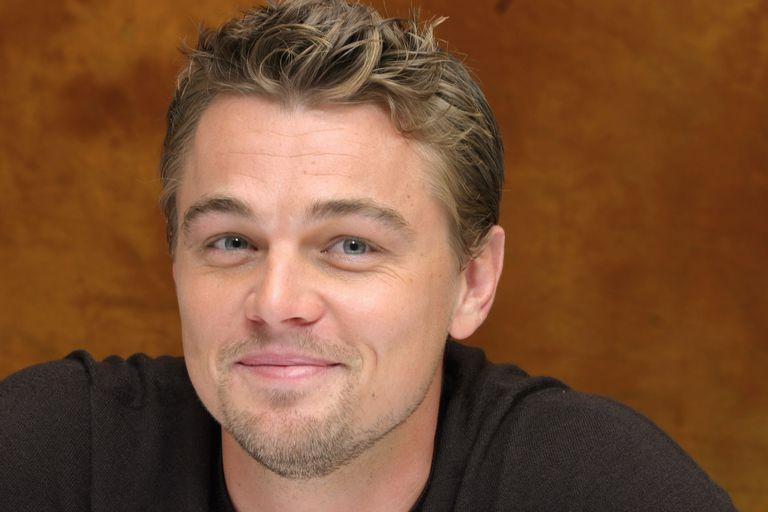Leonardo DiCaprio es un gran defensor del medio ambiente.