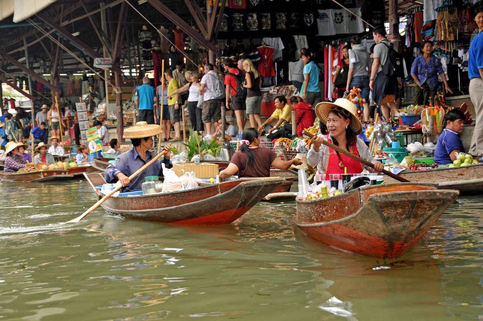 Thailand-3570B - Money flows like water..