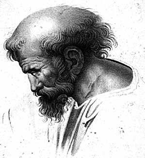 Pythagoras of Samos Biography - Pythagoras of Samos Pictures - Portrait of Pythagoras