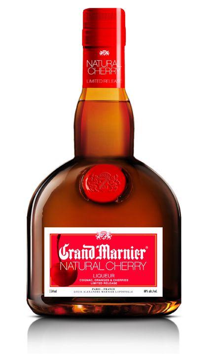 Grand Marnier Natural Cherry Liqueur