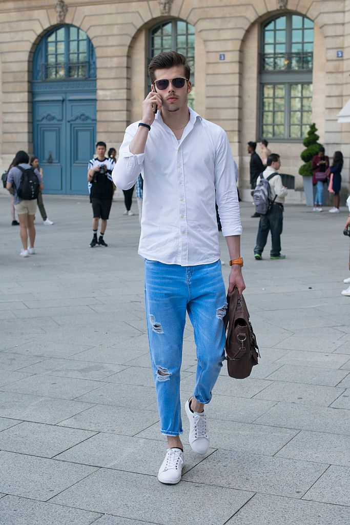 The Top Fall And Winter Trends In Men S Jeans And Denim