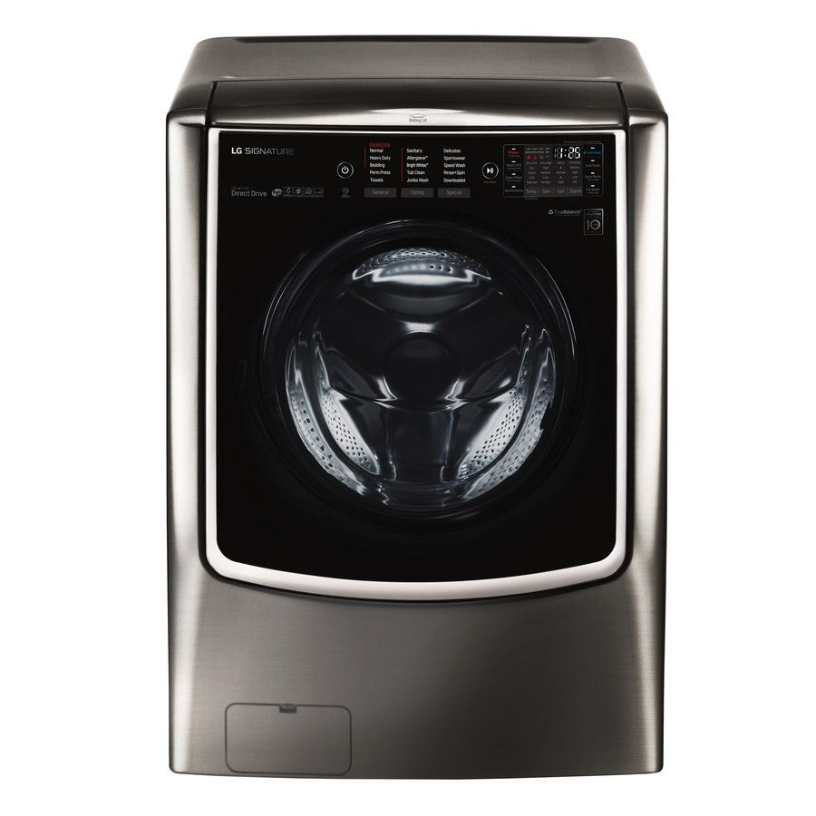 The best top load washer with agitator - Best High End Lg Signature Twinwash 5 8 Cu Ft High Efficiency Front Load Washer