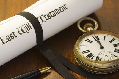 how to get power of attorney after death
