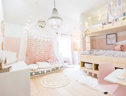 Ideas for Decorating a Little Girl\'s Bedroom