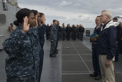 Navy Selective Reenlistment Bonus Program