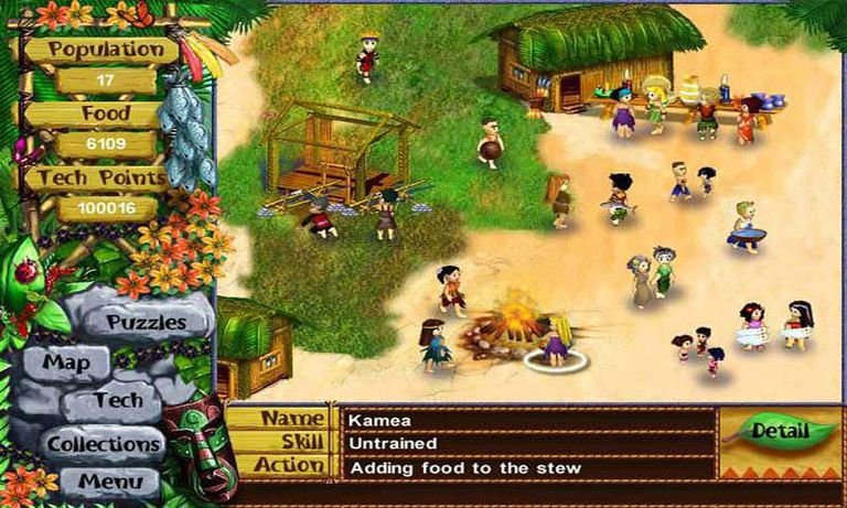 How To Get More Food In Virtual Villagers