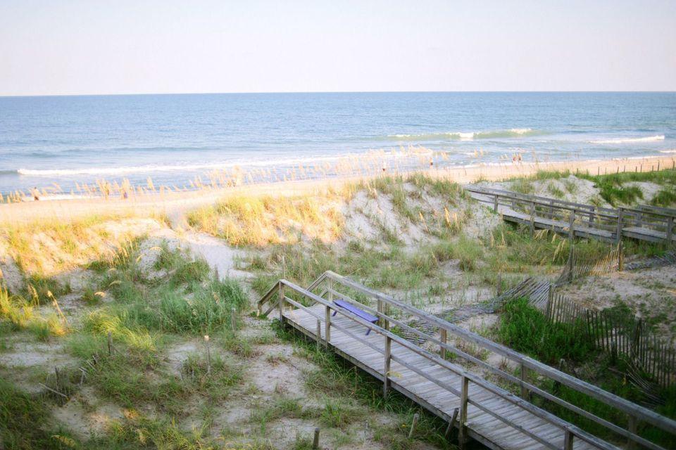Carolina white sand beach