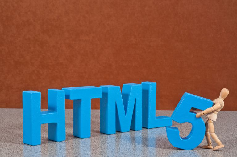 HTML 5 - Wooden Mannequin demonstrating this word