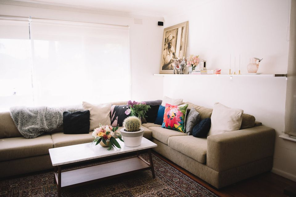 A Sweet Family Home In Melbourne
