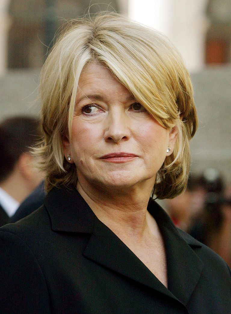 Martha Stewart faces sentencing