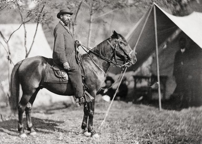 Allan Pinkerton During Civil War