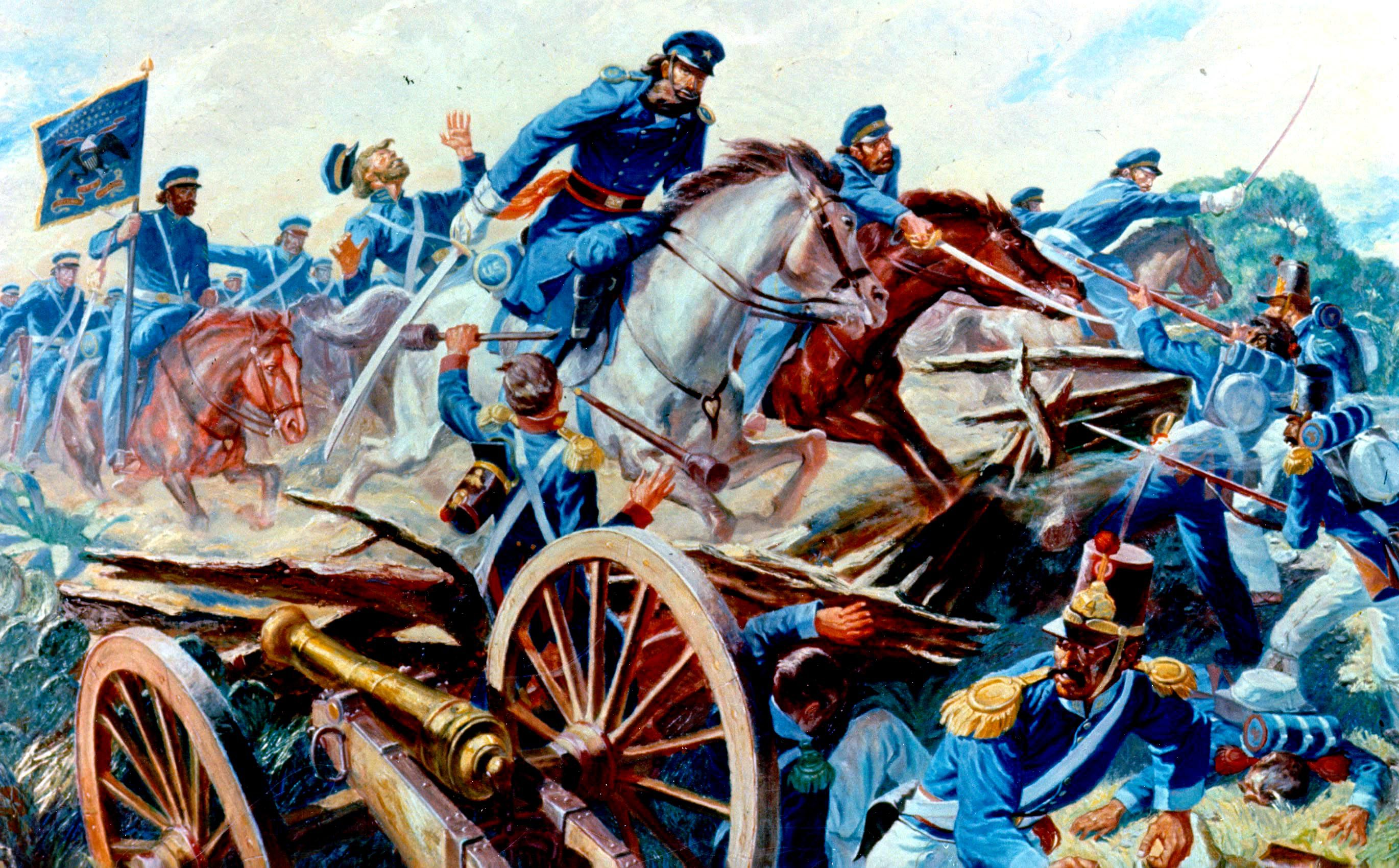 ten facts about the mexican american war