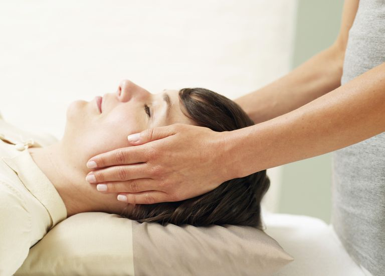Conducting a Reiki Session