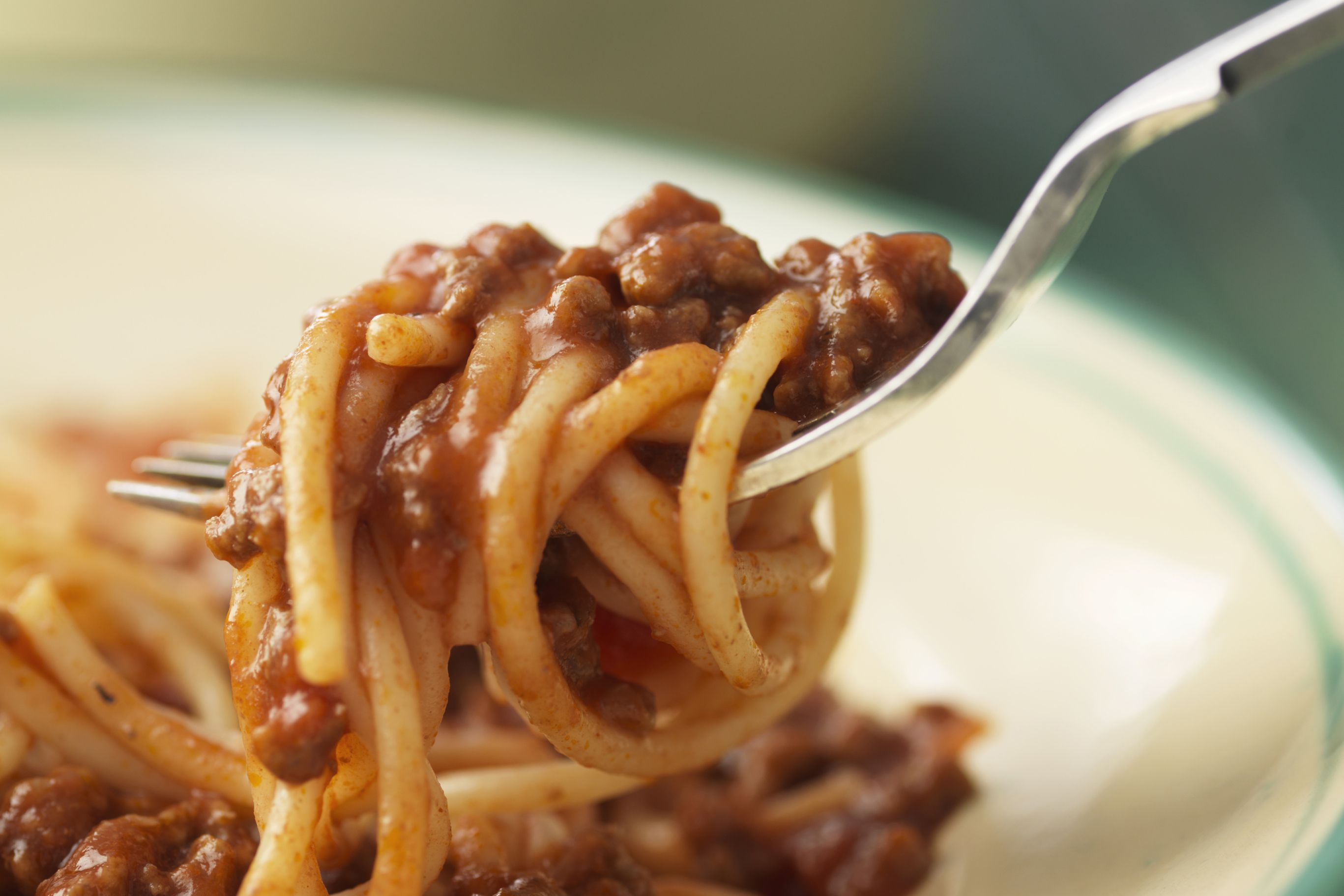 Spaghetti Bake With Ground Beef And Cheese Recipe