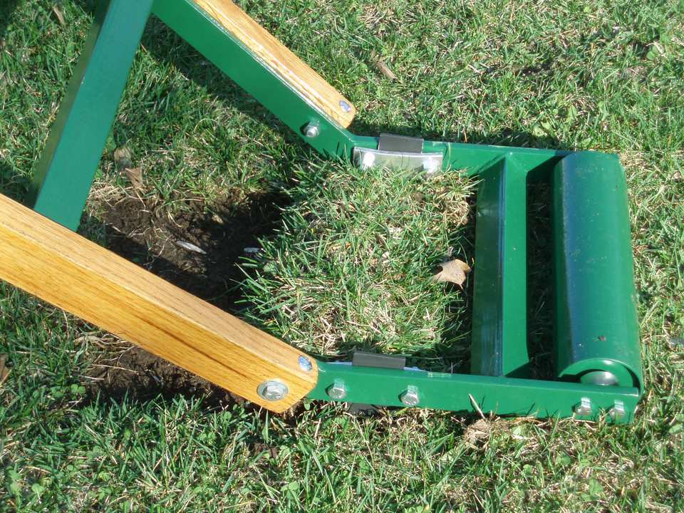 Manual Sod Cutter