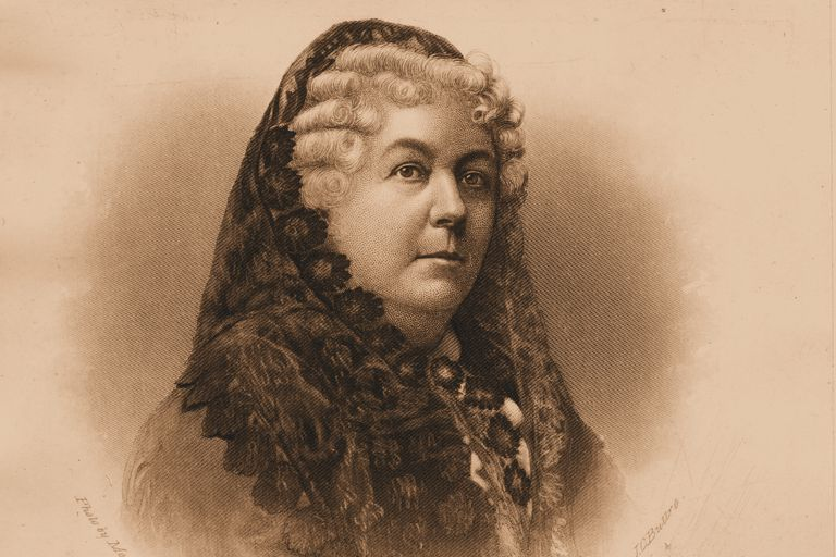 a biography of elizabeth cady stanton Elizabeth cady stanton  elizabeth cady stanton (nd) biography  medt 7474-ss4h7 abolitionist and suffrage movement wiki is a fandom books community.