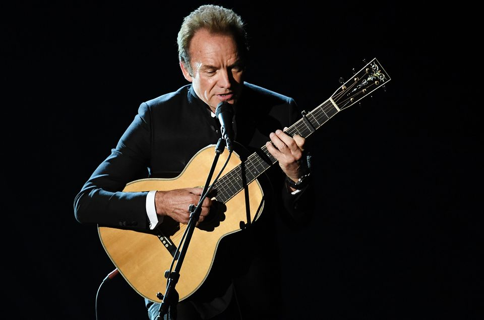 Montreal concerts in March 2017 include Sting.