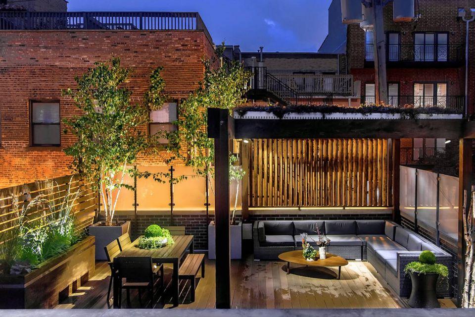 15 Deck Lighting Ideas For Every Season