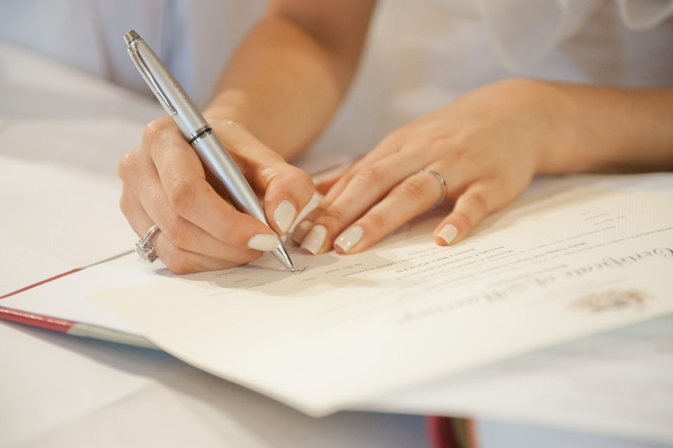Your ssn must appear on your marriage license why you need your ssn to get married ccuart Images